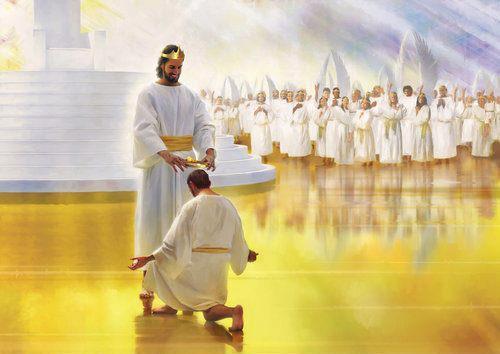 Împărăția Cerurilor și răsplată în ceruri