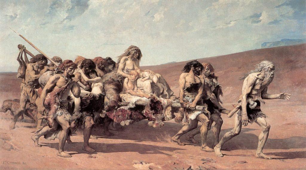 cain și familia lui