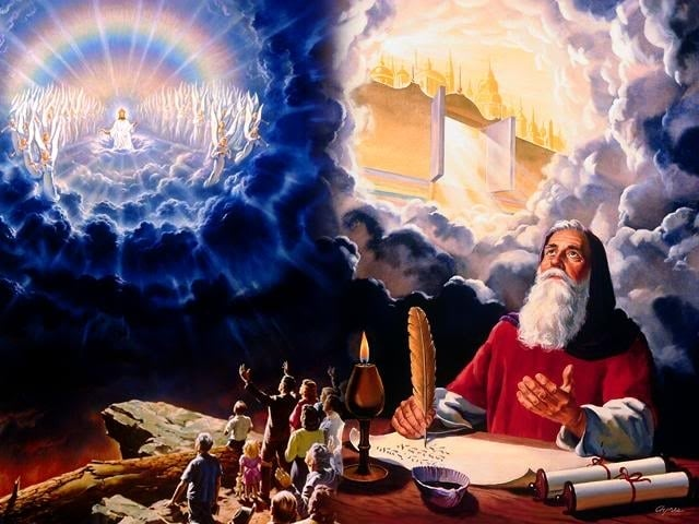 двадцать четыре старца Откровение