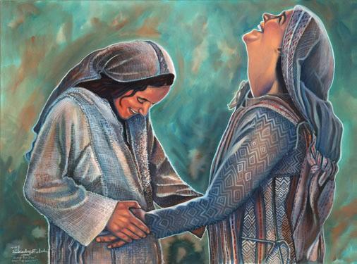 Cum Maria și Elisabeta pot fi rude dacă una este din seminția lui David, iar alta din a lui Aaron?