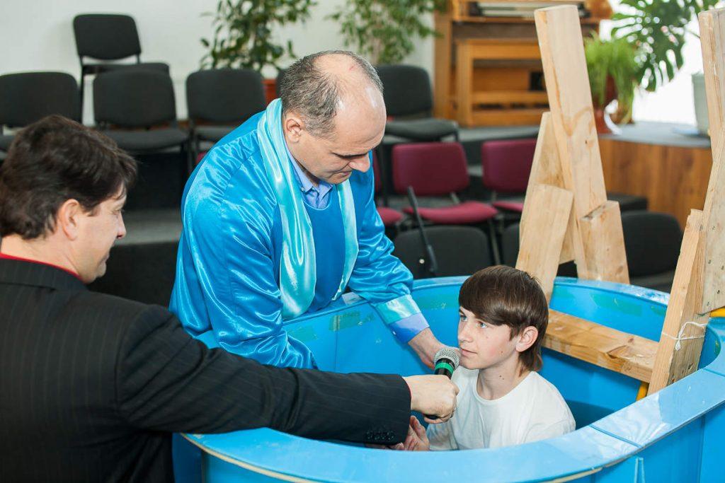 Botezul copiilor