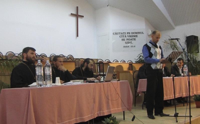 Dezbaterea Teologică dintre Biserica Ortodoxă și Biserica Baptistă