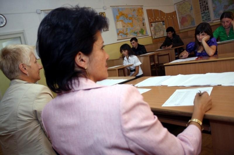 Cum să procedezi dacă profesorii permit să copii?