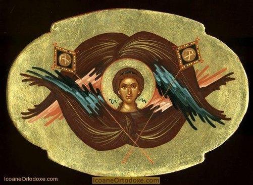 Иконы с херувимами