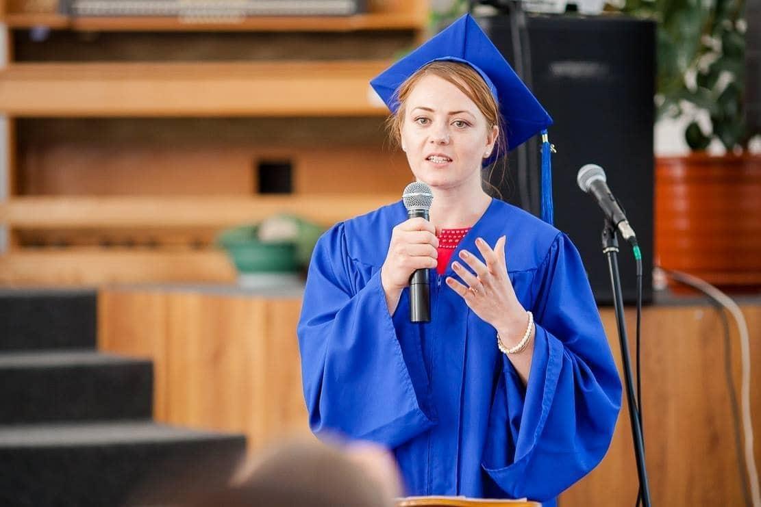 Am absolvit Institutul Biblic Inductiv - Irina Batin
