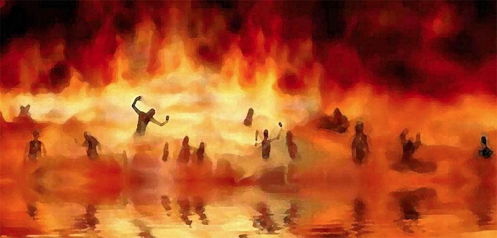 Каким является ад, и что ждёт тех, кто попадёт туда?