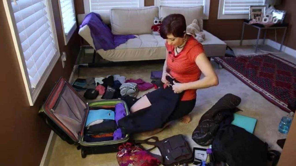 Cum să-ți faci bagajele pentru o plecare în misiune de lungă durată?