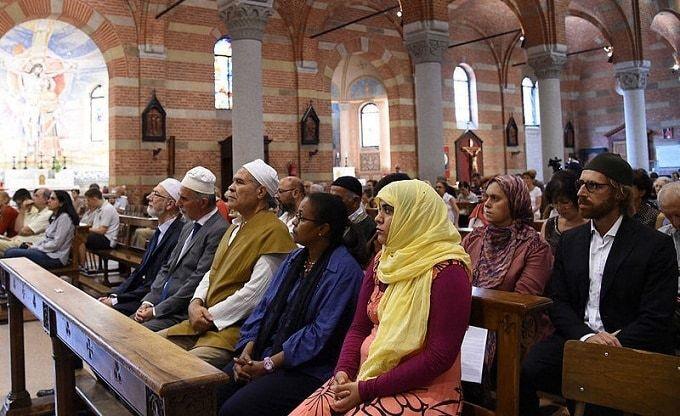 Atitudinea bisericii față de musulmanul convertit?