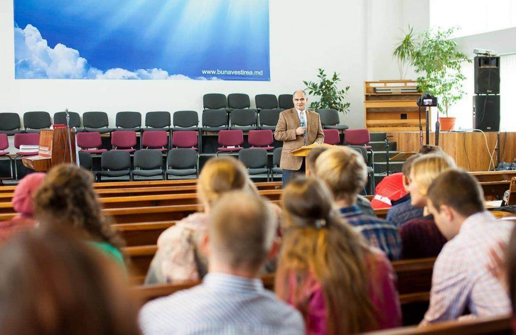 Cum sa conduci un serviciu divin