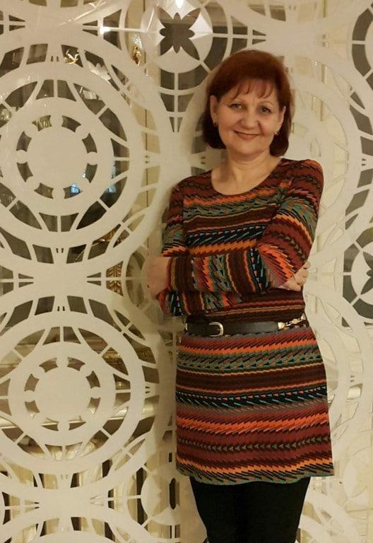 Татьяна Шарафутдинова