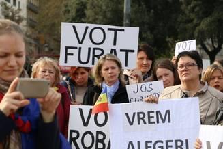 Facebook/Anastasia Condruc/Adopta un vot