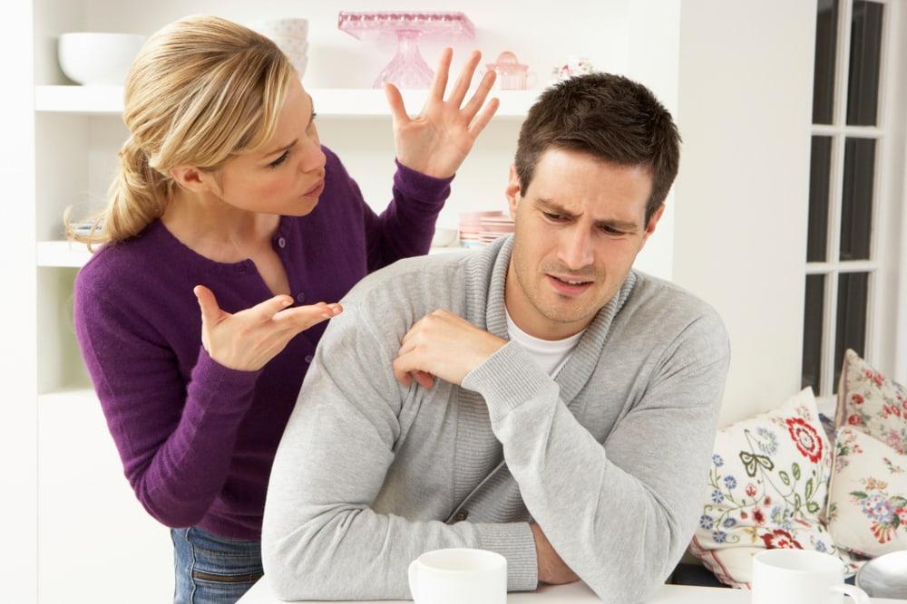 Муж не работает. Как поступить жене?