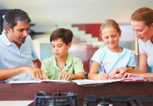 învățământul la domiciliu