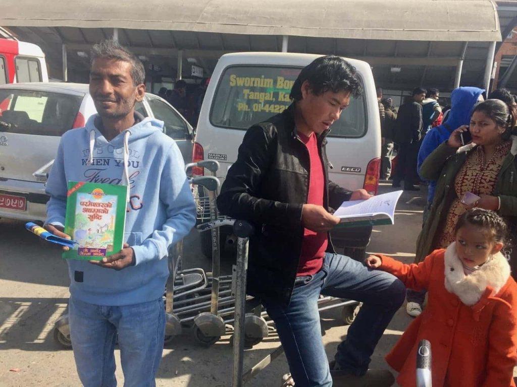 выросло число христиан в Непале