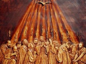 Rusalii - pogorârea Duhului Sfânt