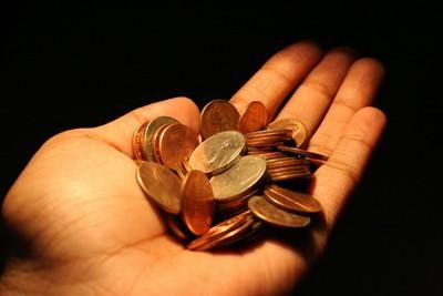 десятина из пожертвований
