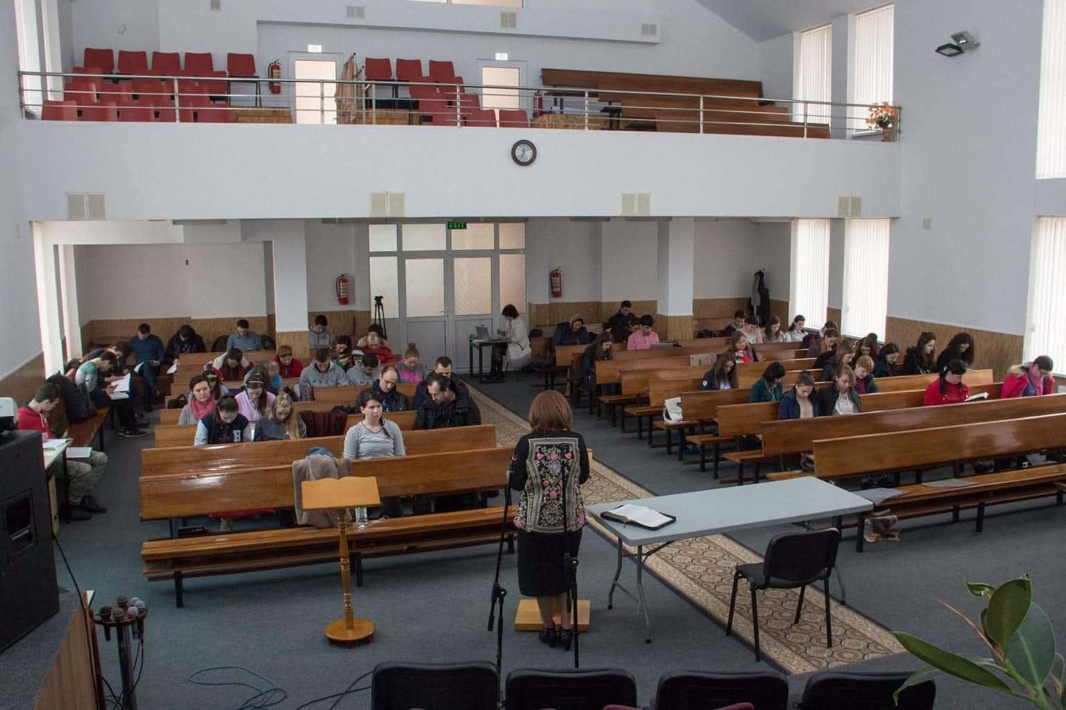 Seminar în baza cărții 2 Timotei