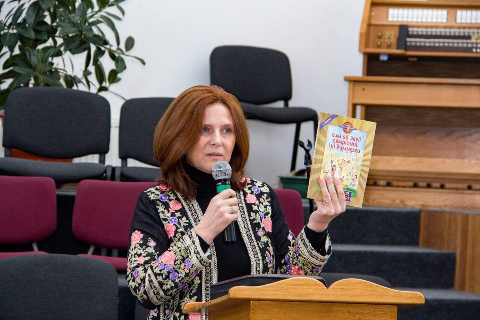 MIsiune cu copii - manualul CUM SĂ DEVII CAMPIONUL LUI DUMNEZEU