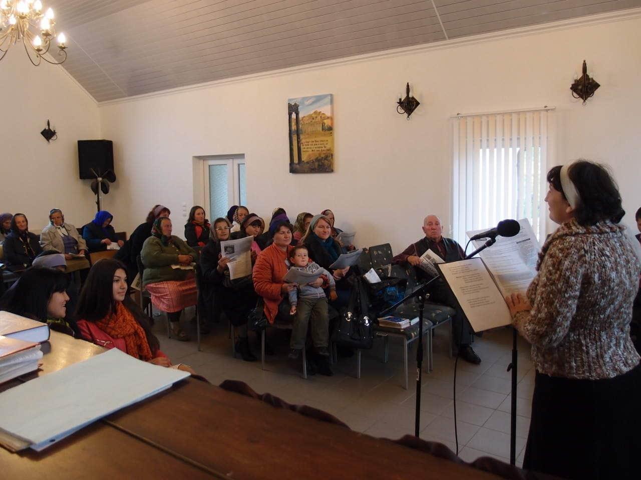 Seminarul surorilor la sudul Moldovei