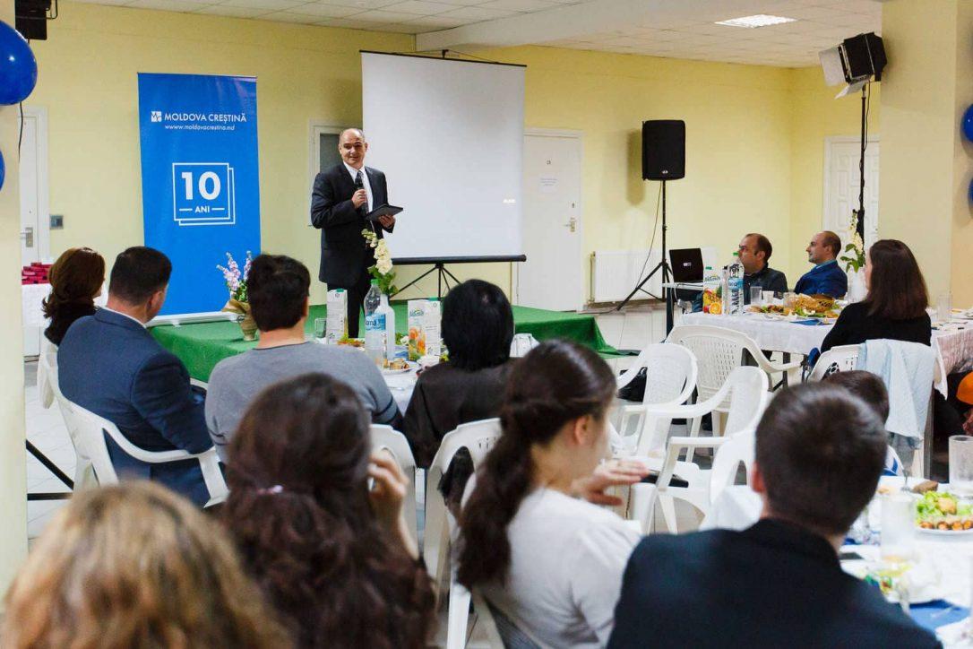 Moldova Creștină aniversare