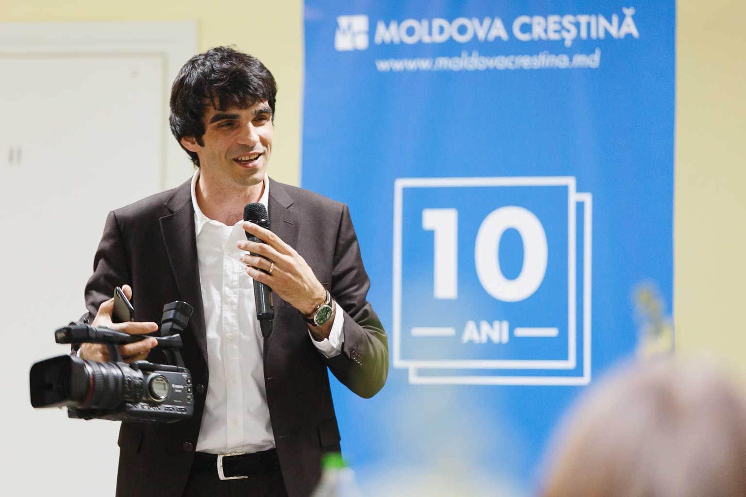 Adrian Blajinschi, MCTV la aniversarea de 10 ani