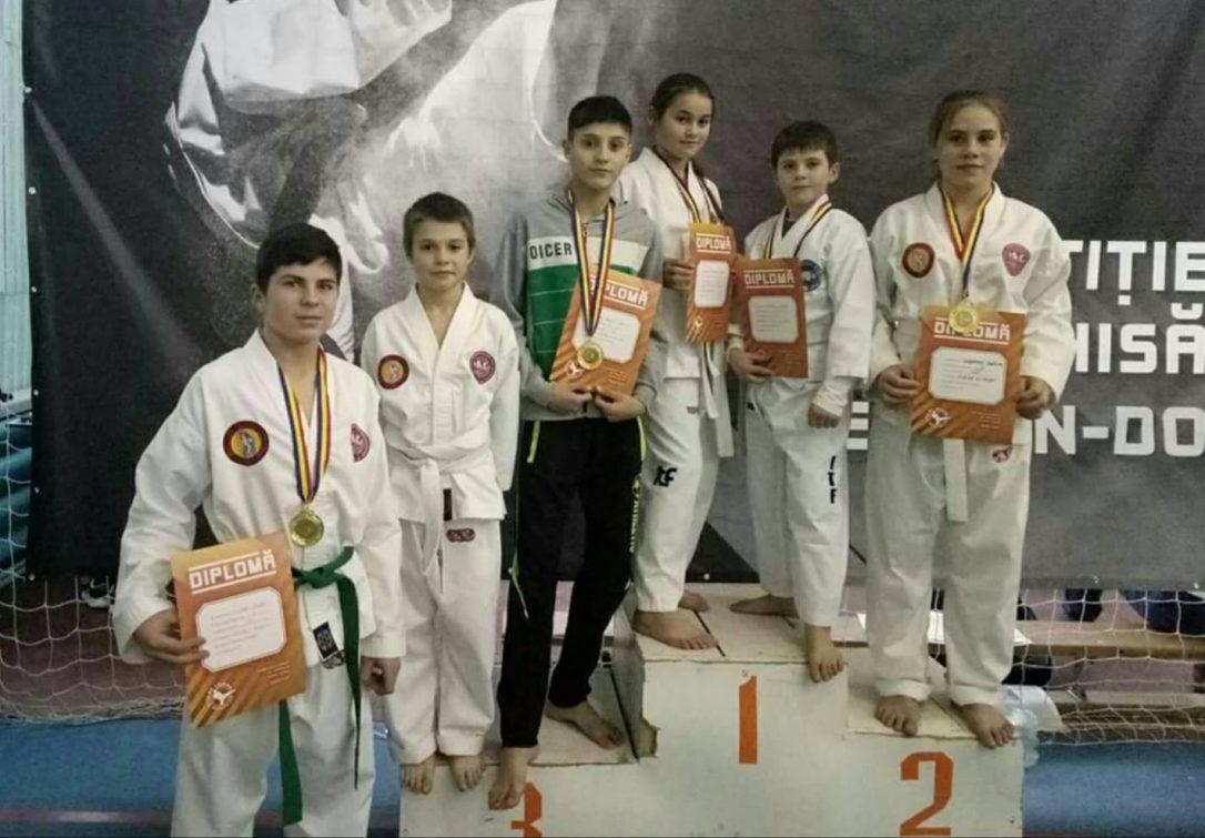 Grupul de sport al lui Daniel Răilean