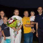 Botez în Ivancea - Lidia Balan