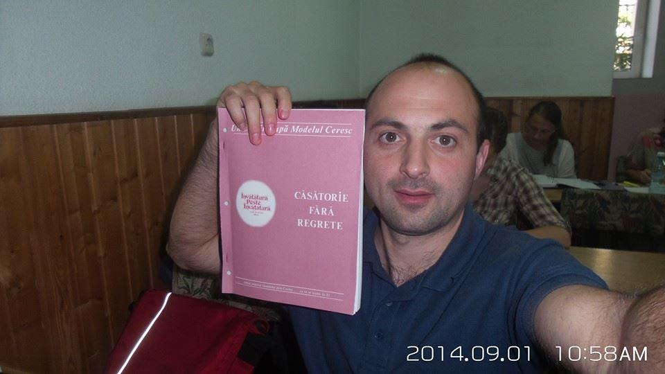 grup de studiu CĂSĂTORIE FĂRĂ REGRETE