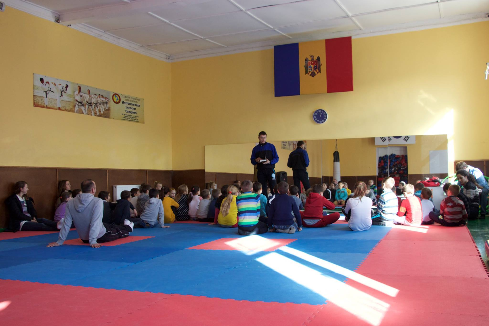 Vasile Panainte - implicare după pocăință