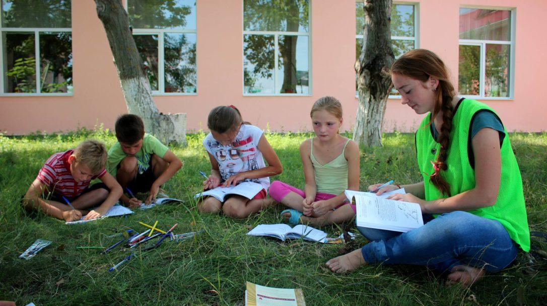 Ana Caraman se implică după pocăință în lucrarea de misiune