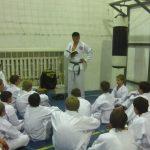 Hakim - misiunea în Kazahstan prin Taekwon-Do