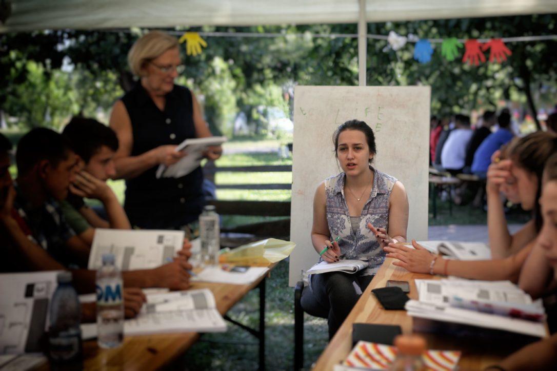 Engleza intensiv timp de 10 zile la tabăra EFNL