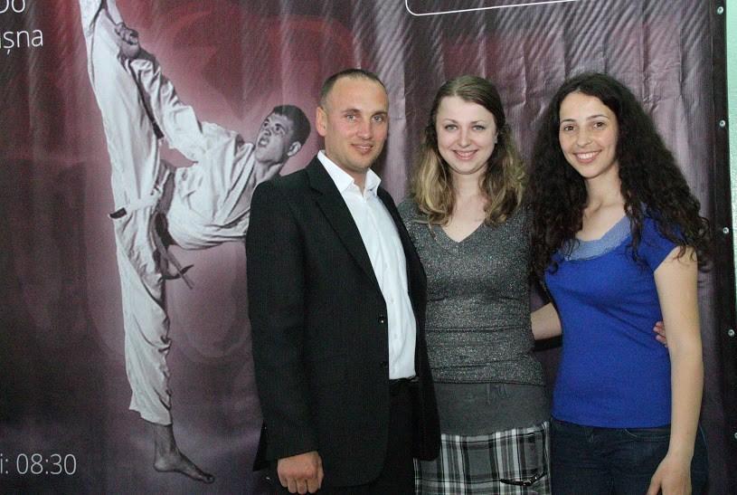 Liza Bîrlădeanu, profesoară de limbă engleză
