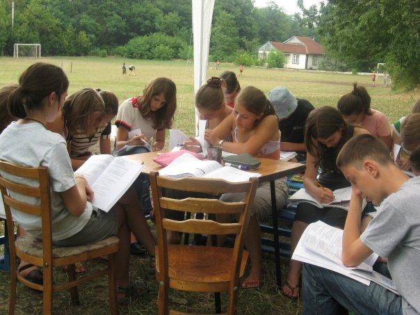 Tabără de studiere intensivă a limbii engleze