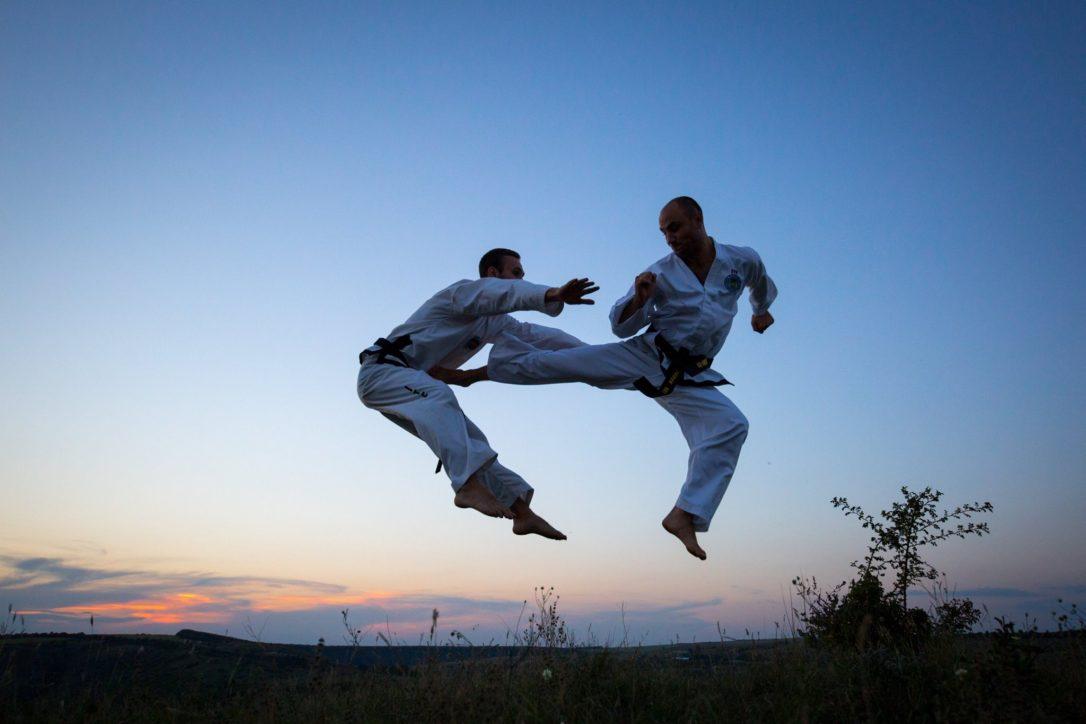 Tudor Rotaru, instructor de Taekwon-Do, contacte