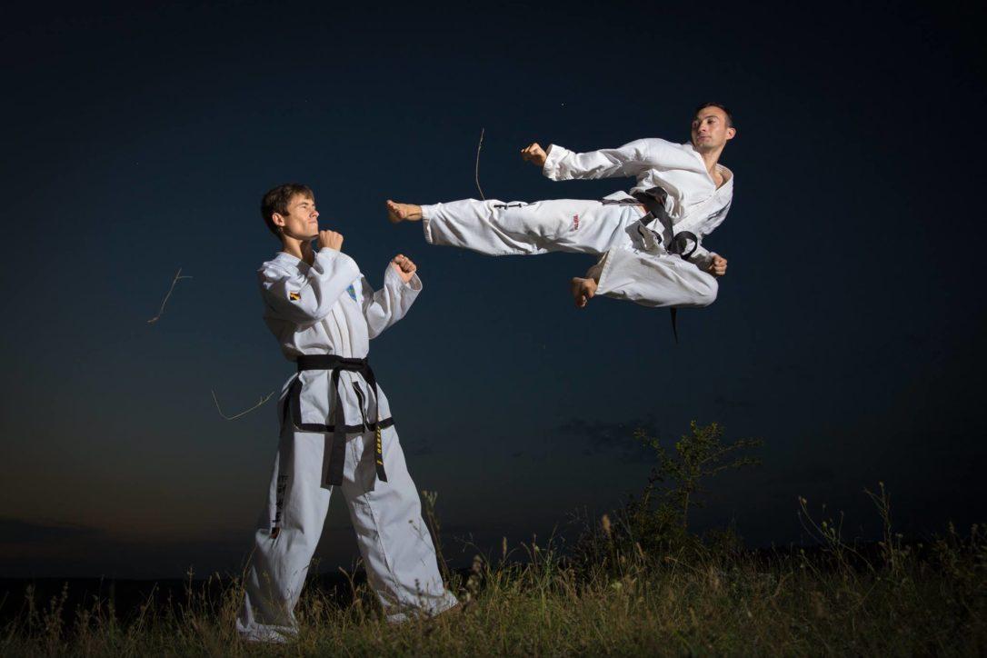 Instructor de Taekwon-Do, Dumitru Ilescu, contacte