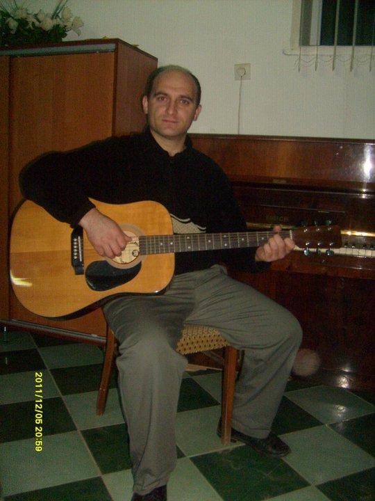 Gheorghe Marian - prin lecții de muzică creștine m-am pocăit