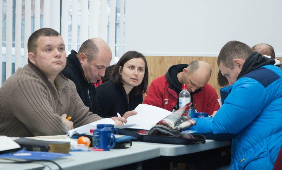 Institutul de Studiu Biblic Inductiv - Gheorghe Marian