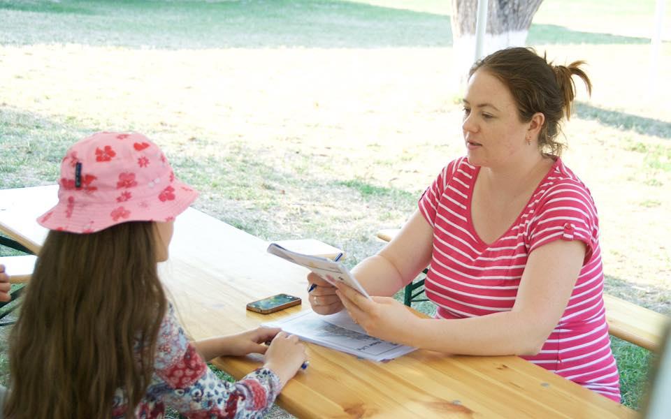 Irina Panainte, cursuri de engleză individual, contacte, Chișinău