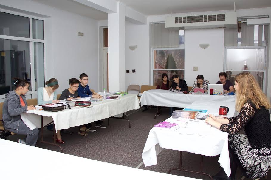 Pregătirea profesorilor creștini de limbă engleză - România