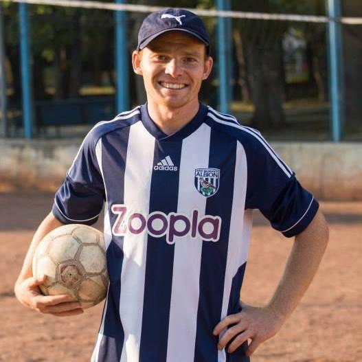 Stas Munteanu, fotbalist FC Dacia