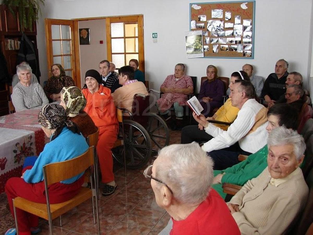 Дом для престарелых репортаж актриса в доме престарелых