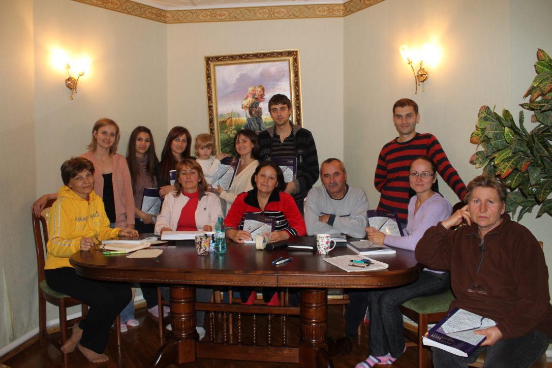Grup de studiu biblic inductiv în Strășeni