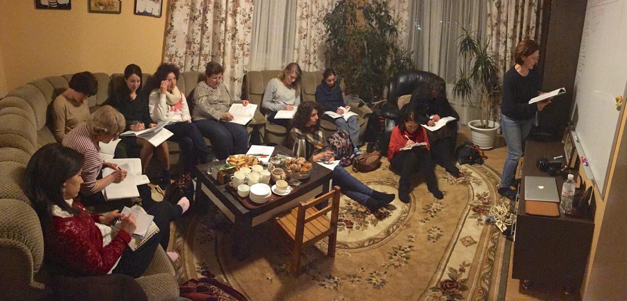 Группа по изучению Библии Анастасии Филат