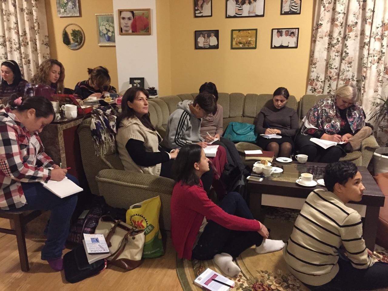 Группа по изучению Библии
