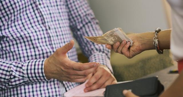 Деньги, получённые нечестным путём