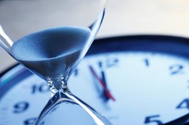Presiunea timpului
