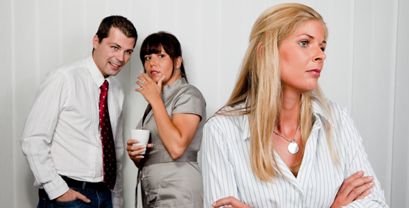Манипуляция христианами на работе