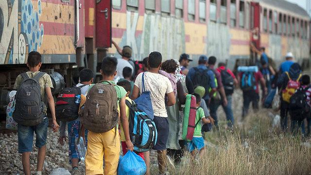 Беженцы мусульмане