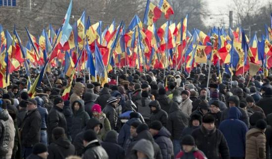 Протесты в Молдове и христиане